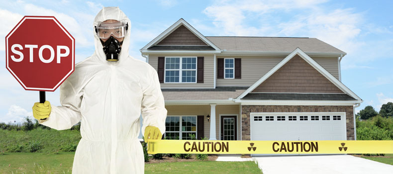Have your home tested for radon by Ridgeline New York Home Inspections